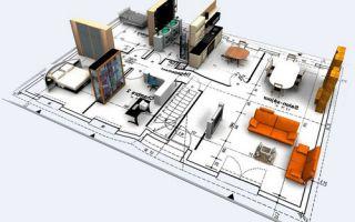 Форма и расположение комнат: рекомендации фен-шуй