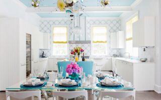 Как правильно освещать и проветривать кухню