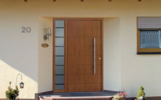 Направление наружной входной двери по фен-шуй