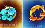 Водолей и Весы: совместимость знаков Зодиака в любви и семейной жизни (мужчина и женщина)