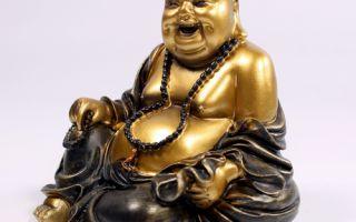 Хотей: бог счастья по фен-шуй