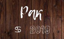 Что ждет Раков в 2019 году: самый точный гороскоп в год Свиньи (любовный, семейный и деловой)
