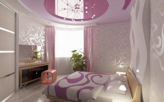 За кроватью в спальне не должно быть окна
