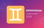 Для Близнецов: какой будет 2020 год Крысы для мужчин и женщин