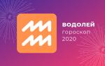 Гороскоп: Водолей на 2020 год — точный прогноз (женщина и мужчина), какой будет год?