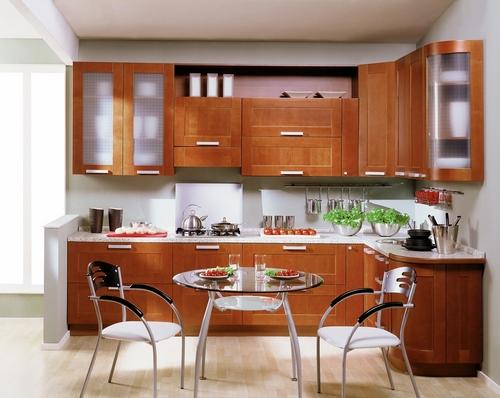Выбираем благоприятное место для кухни