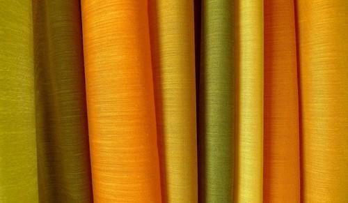 Цвет штор в доме по всем правилам в фен-шуй