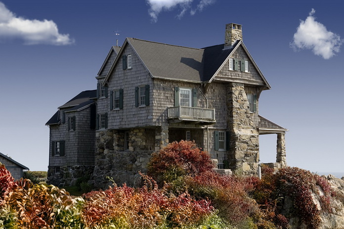 Искусство фен-шуй начинается с истории дома